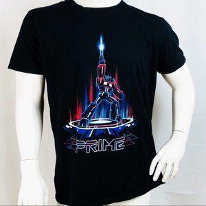 Transformers Prime Tron Mashup T-Shirt (Large)